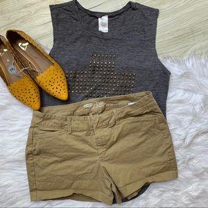 Old Navy| Khaki casual shorts